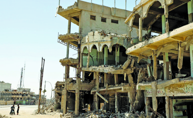 Washington: No U.S. contribution to Iraq in upcoming reconstruction conference