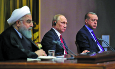 Turkey, Russia and Iran to discuss Syria in Istanbul