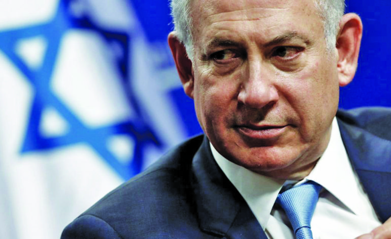 Poll: More Israelis believe bribery charges against Netanyahu, but want him to stay