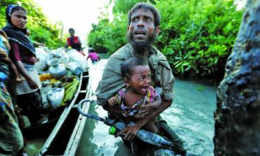 'Whitewashing' genocide in Myanmar