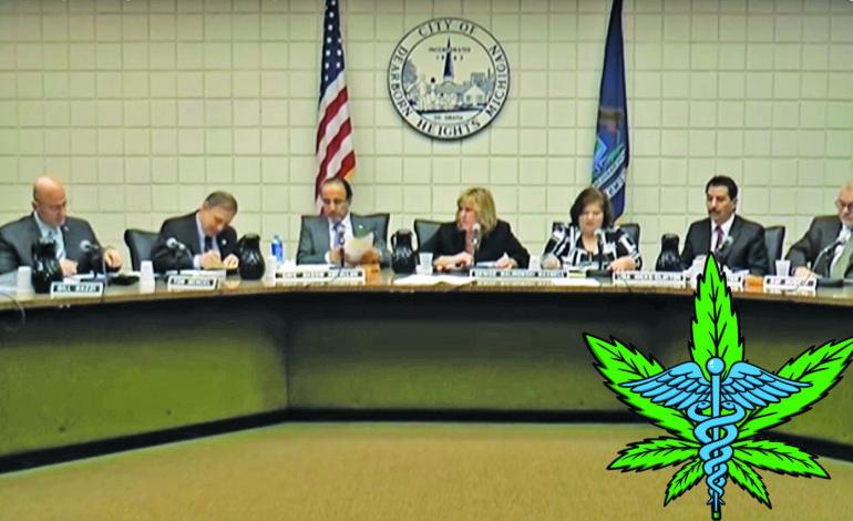 Dearborn Heights City Council considers medical marijuana shops