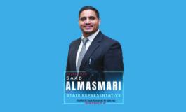 Hamtramck City Councilman Saad Almasmari kicks off campaign for State House seat