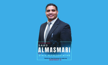 Hamtramck City Councilman Saad Almasmari kicks off campaign for State House seat