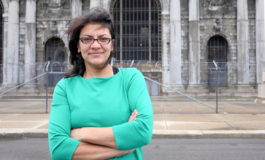 Rashida Tlaib seeks Conyers' seat, would be first Muslim woman in Congress