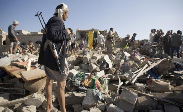 U.N. Security Council mulls Saudi praise for Yemen aid pledge