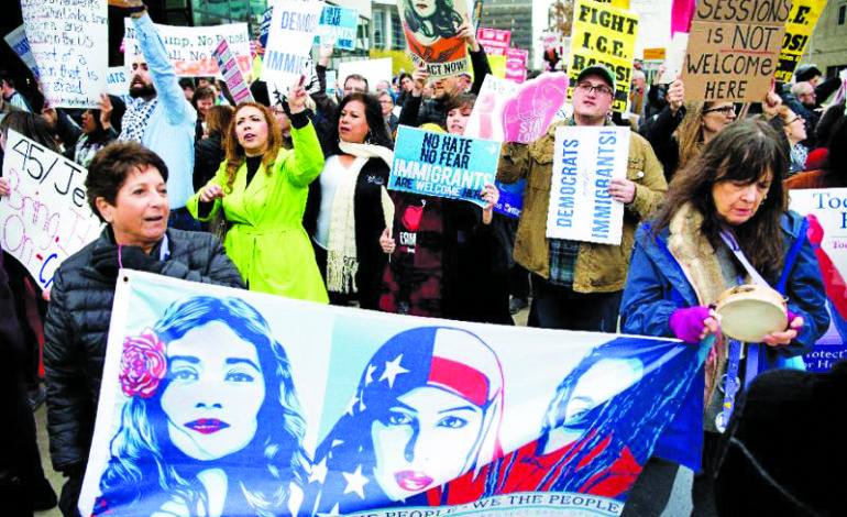 Justice Department sues California over 'sanctuary' policies