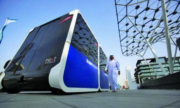 Dubai tests autonomous pods in drive for smart city