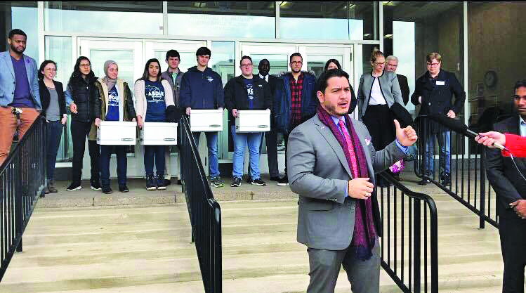 Shri Thanedar challenges Abdul El-Sayed's eligibility to run for governor