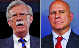 Trump replaces McMaster with warmongering Bolton as national security adviser