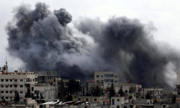 Syrian government forces makes new gains in eastern Ghouta