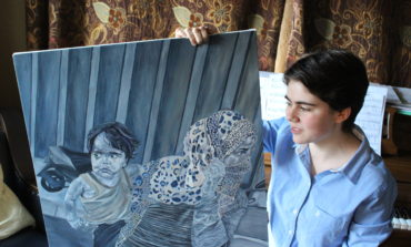 Framing humanity: How an art student's trip to Lebanon turned into an award-winning project