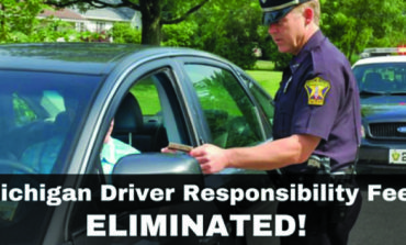 Driver responsibility fee law changed