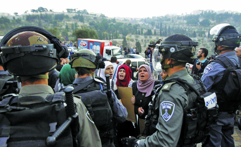 This International Women's Day, Palestinian women face more challenges than most