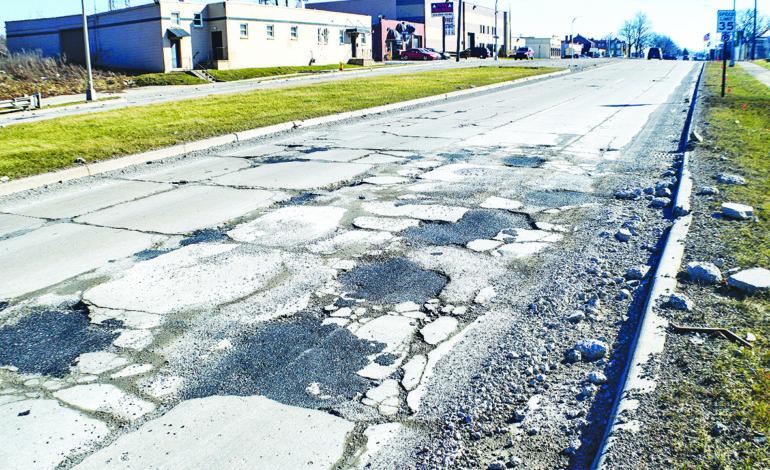 Pothole crisis? State legislature, city officials battle frail infrastructure with little funds