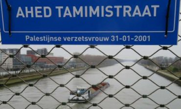 Activists rename Dutch streets to honor Ahed Tamimi