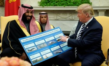 Iran, Yemen in focus as Trump and Saudi prince meet at White House