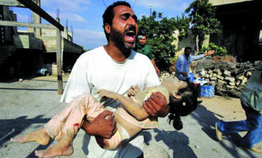 Seeing is humanizing: 22 years after the first Qana carnage