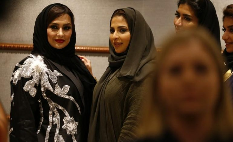 Fashionably late: Saudi Arabia hosts its first-ever fashion week