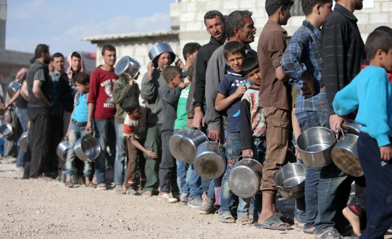 France announces 50 million euro humanitarian aid for Syria