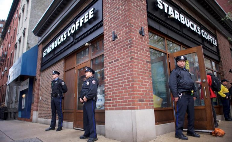 Starbucks to close 8,000 U.S. stores on 5/29 for racial-bias training