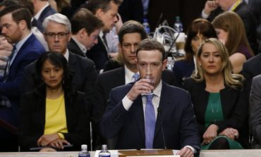 Facebook CEO Zuckerberg starts testifying in Senate hearing