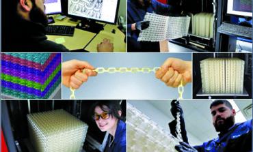 EnvisionTEC reveals world's longest 3D printed chain