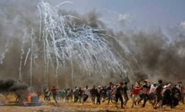 "International court's prosecutor warns Israel on Gaza violence, expresses ""grave concern"""