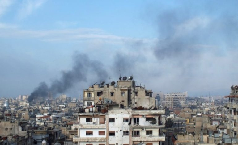 Syria: Militants agree to withdraw from enclaves near Homs and Damascus