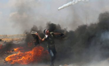 Israeli forces kill dozens in Gaza as U.S. Embassy opens in Jerusalem