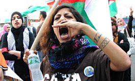 Arab Americans rally in Bay Ridge, Brooklyn against U.S. embassy move, Israeli brutality in Gaza