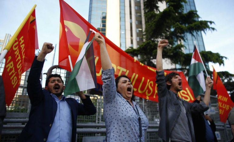 Turkey expels Israeli diplomats over Gaza killing, equally blames Washington