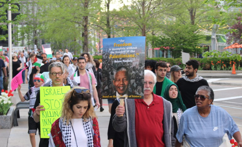 Gaza massacre, Jerusalem embassy move ignite diverse local and global protests