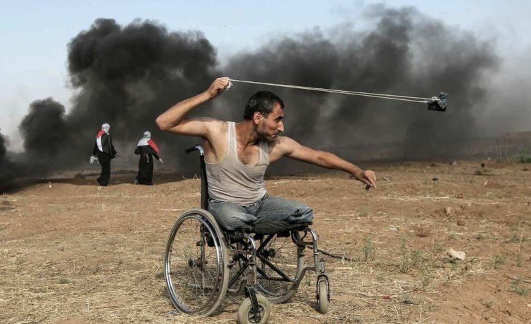 Israeli occupation forces kill dozens, injure hundreds of Palestinians in  Gaza