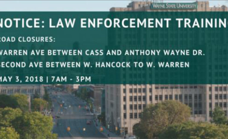 FBI asks public to avoid areas on WSU campus this Thursday during law enforcement training