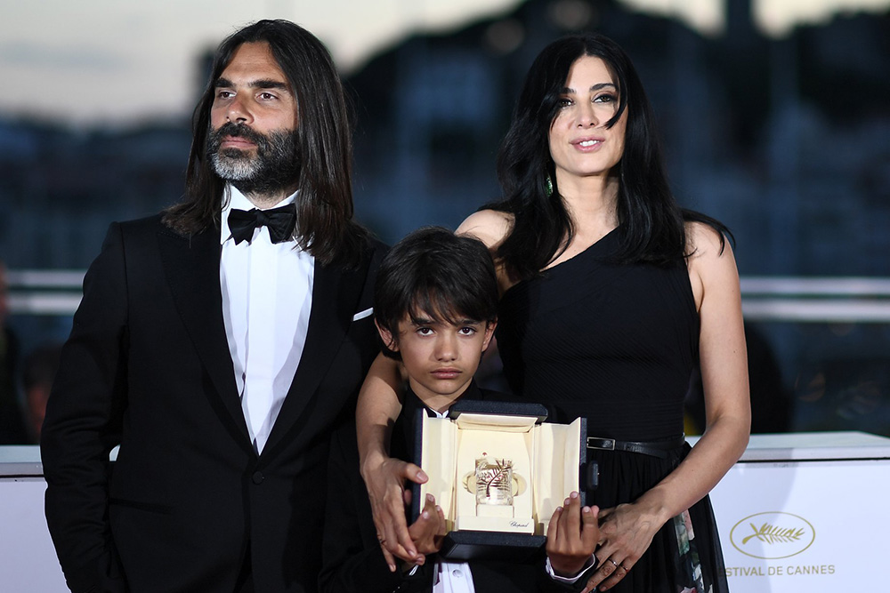 Lebanese filmmakers' movie 'Capharnaum' wins Jury Prize at