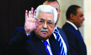 Mahmoud Abbas re-elected as chairman of PLO executive committee