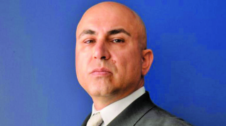 Arab American cop files claim of discrimination against his employer
