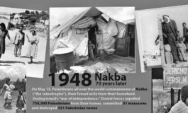 Nakba: As Israel celebrates, my family mourns