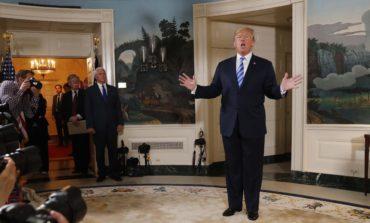 Michigan, world leaders slam Trump for abandoning Iran nuclear deal