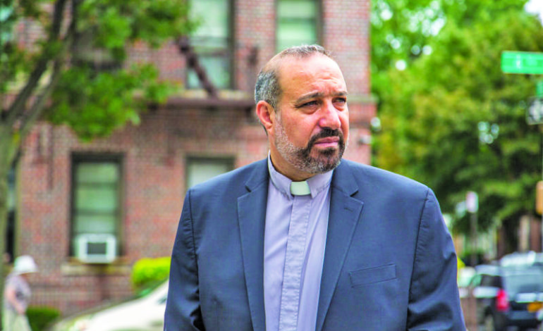 Pastor's parting gift to Bay Ridge's Arab Americans, a new political club