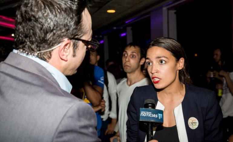 Alexandria Ocasio-Cortez's upset victory shakes Democratic Party establishment