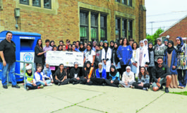 Midwest Recycling and two Dearborn schools reap the benefits of giving back