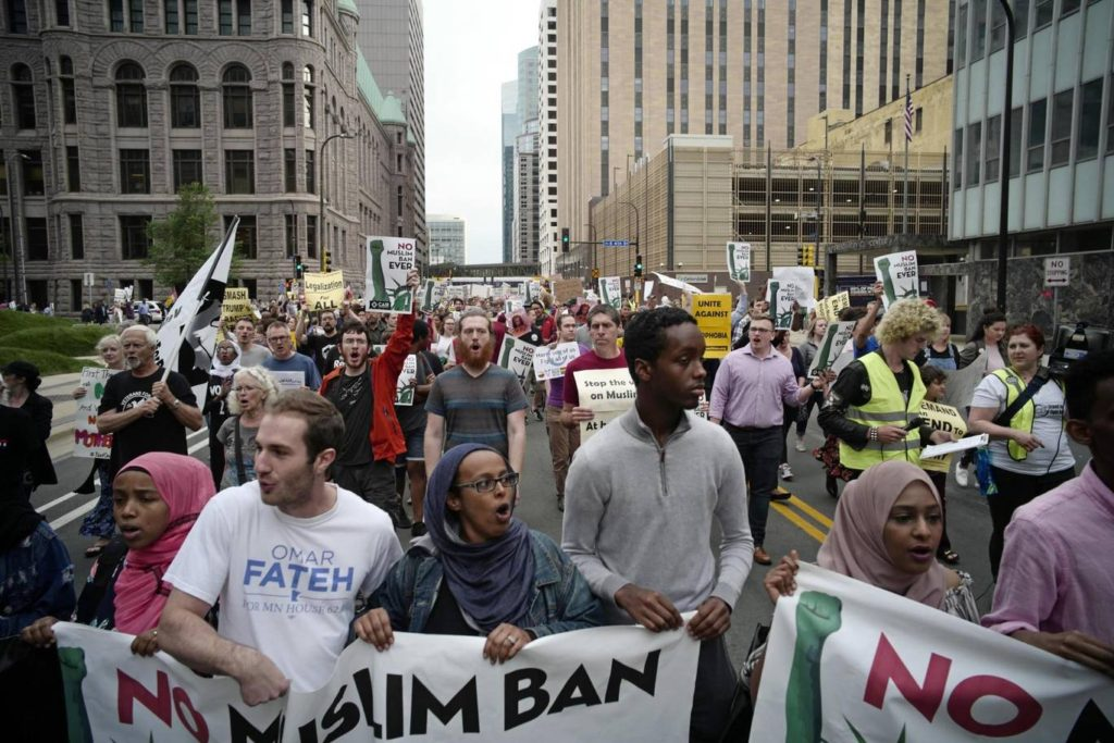 Yemeni Americans grapple with travel ban fallout as protests erupt