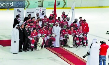 Lebanese men's hockey club hopes to develop a women's team