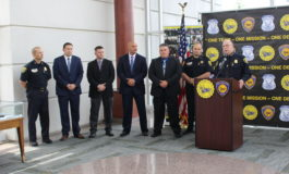 Dearborn Police briefs media on major crimes