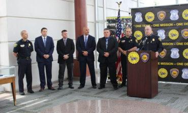 Dearborn Police briefs media on major crimes