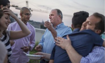 Congressman Dan Kildee and staff fast in solidarity with Muslim Americans