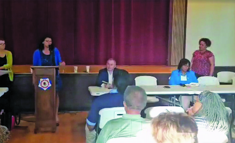 Candidates for 13th Congressional District debate school funding