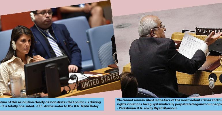 U.N. General Assembly condemns Israel's massacre of Gaza protestors