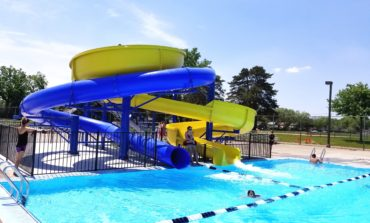 Water slides officially open at Dunworth Pool Thursday, June 7